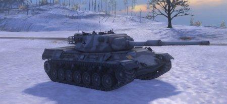 Leopard-1 — СТ 10 уровня Германии